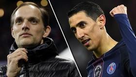 PSG - AS Monaco 4-0: Di Maria lập cú đúp giúp Thomas Tuchel có quà ra mắt