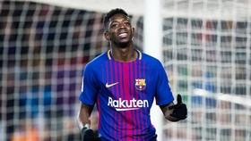 Real Valladolid - Barcelona 0-1: Griezmann gọi Dembele trả lời