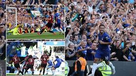 Chelsea - AFC Bournemouth 2-0: Pedro, Hazard lập công, HLV Maurizio Sarri 4 trận thắng