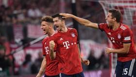 VfB Stuttgart - Bayern Munich 0-3: Dấu ấn Leon Goretzka, Robert Lewandowski, Thomas Mueller