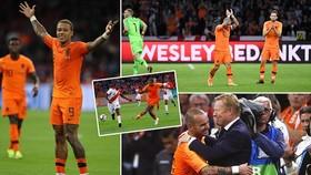 Hà Lan - Peru 2-1: Dấu ấn Memphis Depay