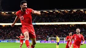 Thụy Điển - Thổ Nhĩ Kỳ 2-3: Màn rượt đuổi nghẹt thở, Akbaba ấn định chiến thắng