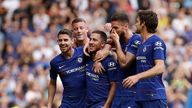 Chelsea - Cardiff 4-1: Eden Hazard tỏa sáng bằng cú hattick