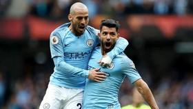 Man City - Fulham 3-0: Sane, David Silva và Sterling mở tiệc tại Etihad