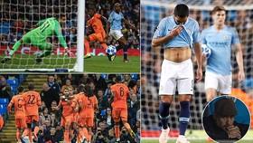 Man City - Lyon 1-2: Silva  ghi bàn nhưng Pep Guardiola khởi đầu không như ý
