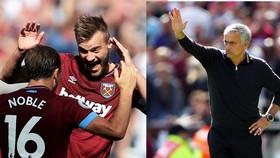 West Ham - Man United 3-1: Anderson và Arnautovic nhấn chìm Mourinho