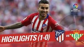 Atletico Madrid - Real Betis 1-0: Khoảnh khắc Correa tỏa sáng
