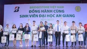 Thông qua chương trình, Bridgestone Việt Nam muốn nuôi dưỡng những cá nhân toàn diện về tài năng và phẩm chất