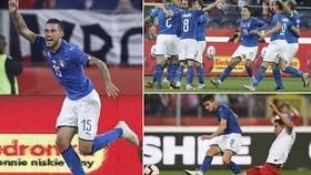 Ba Lan - Italia 0-1: Cristiano Biraghi xứng danh người hùng