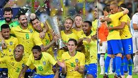 Brazil - Argentina 1-0: Neymar kiến tạo, Miranda mang về cúp Siêu kinh điển Nam Mỹ