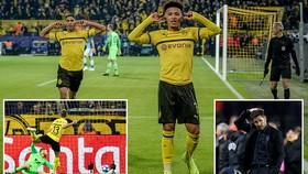 Borussia Dortmund - Atletico 4-0: Witsel, Guerreiro, Sancho đốn hạ Simeone