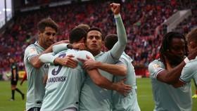 Mainz - Bayern Munich 1-2: Goretzka mở màn, Thiago ấn định chiến thắng