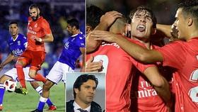 Melilla - Real Madrid 0-4: Benzema, Asensio, Odiozola, Gonzalez ghi bàn, HLV Solari mát mặt