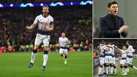 Tottenham - PSV Eindhoven 2-1: Harry Kane tỏa sáng, HLV Pochettino níu kéo hy vọng
