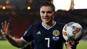 Scotland - Israel 3-2: Người hùng James Forrest lập hattick