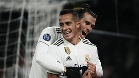 """Roma - Real Madrid 0-2: Bale, Vazquez sớm lấy vé cho """"Kền kền trắng"""""""