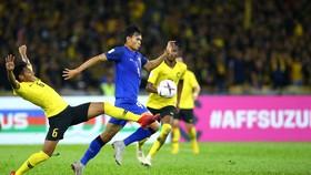 Malaysia - Thái Lan 0-0: ĐKVĐ Thái Lan bị cầm hòa