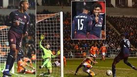 Blackpool - Arsenal 0-3: Joe Willock và Iwobi khoe tài