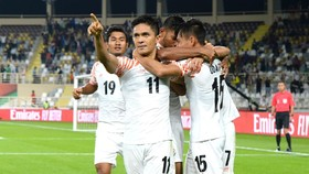 Thái Lan - Ấn Độ 1-4: Sunil Chhetri, Anirudh Thapa, Jeje xuất thần hạ Thái Lan