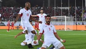 Jordan - Syria 2-0: Mousa Suleiman mở tỷ số, Tareq Khattab đánh đầu giành thêm 3 điểm