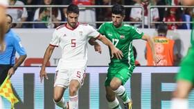 Iran - Iraq 0-0: Iran giành ngôi đầu bảng