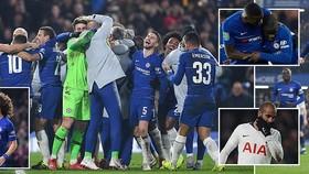 Chelsea - Tottenham 2-1 (2-2,pen 4-2): Kante, Hazard tỏa sáng, Maurizio Sarri gặp Pep ở chung kết