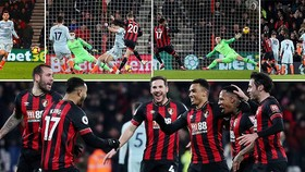 Bournemouth - Chelsea 4-0: Joshua King, David Brooks, Charlie Daniels gieo ác mộng cho HLV Sarri