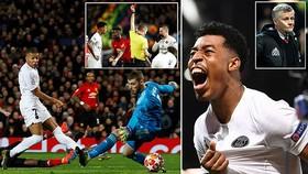 Man United - PSG 0-2: Di Maria xuất thần, Kimpembe, Mbappe tỏa sáng, HLV Solskjaer dứt mạch thắng