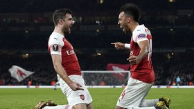 Arsenal - BATE Borisov 3-0 (chung cuộc 3-1): Mustafi, Sokratis tỏa sáng, HLV Emery giành vé đi tiếp