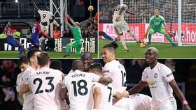 Crystal Palace - Man United 1-3: Lukaku lập cú đúp, Ashley Young mang chiến thắng cho HLV Solskjaer