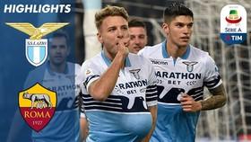 Lazio - AS Roma 3-0: Caicedo, Immobile, Cataldi xuất thần hạ AS Roma, Kolarov nhận thẻ đỏ