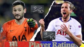 Dortmund - Tottenham 0-1 (chung cuộc 0-4): Kane, Lloris tỏa sáng, HLV Pochettino giành vé tứ kết