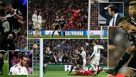 Real Madrid 1-4 Ajax (chung cuộc 3-5): Ziyech, Neres, Tadic, Schone xuất thần loại Real