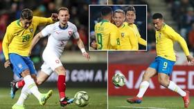 CH Czech - Brazil 1-3: Firmino gỡ hòa, Gabriel Jesus tỏa sáng bằng cú đúp
