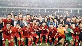 U23 Việt Nam - U23 Thái Lan 4-0: Đức Chinh, Hoàng Đức, Thành Chung, Thanh Sơn đua tài giành vé VCK