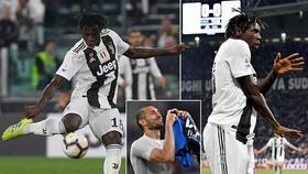Juventus - Empoli 1-0: Vắng Ronaldo - Dybala, sao trẻ Moise Kean để dấu ấn