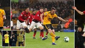 """Wolverhampton - Man United 2-1: McTominay mở màn, """"tội đồ"""" Smalling, HLV Solskjaer thua đau"""