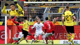 Borussia Dortmund - Mainz 2-1: Jadon Sancho lập cú đúp, HLV Lucien Favre tạm chiếm ngôi đầu