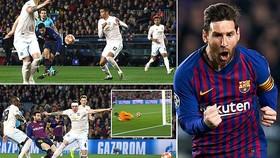 Barcelona - Man United 3-0 (chung cuộc 4-0): Đẳng cấp Lionel Messi, Coutinho góp công hạ MU