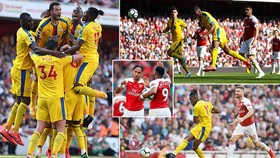 Arsenal - Crystal Palace 2-3: Benteke, Zaha, McArthur bắn hạ Ozil, Aubameyang và pháo thủ