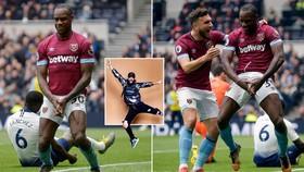 Tottenham - West Ham 0-1: Son Heung Min tịt ngòi, Antonio gieo sầu HLV Pochettino