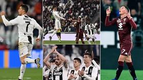 Juventus - Torino 1-1: Lukic mở tỷ số, Ronaldo quyết giành danh hiệu Vua phá lưới