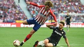 Atletico Madrid - Sevilla 1-1: Koke mở màn, Pablo Sarabia gỡ hòa, HLV Simeone chắc ngôi Á quân