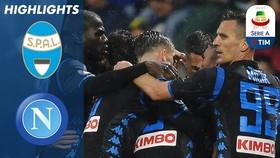 SPAL - Napoli 1-2: Allan, Mario ghi bàn, Napoli tiếp tục củng cố ngôi Á quân