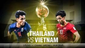 Trực tiếp King's Cup: Thái Lan - Việt Nam