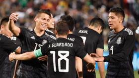 Giao hữu, Mexico - Venezuela 3-1:Jhon Murillo lập siêu phẩm, Alvarado, Pizarro, Guardado thắng ngược
