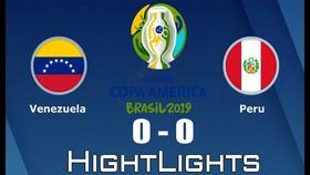 Bảng A Copa America, Venezuela - Peru 0-0: VAR ngăn chiến thắng Peru, Mago nhận thẻ đỏ