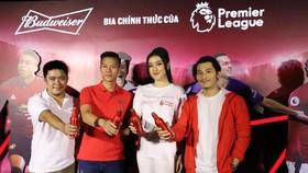 Budweiser tài trợ chiến lược giải Ngoại hạng Anh và La Liga