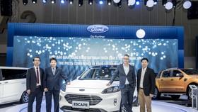 Ford Việt Nam ra mắt nhiều dòng xe SUV và thương mại ở VMS 2019