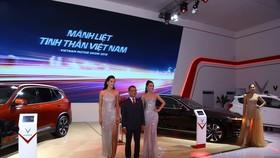 VinFast tham gia VietNam Motor Show 2019